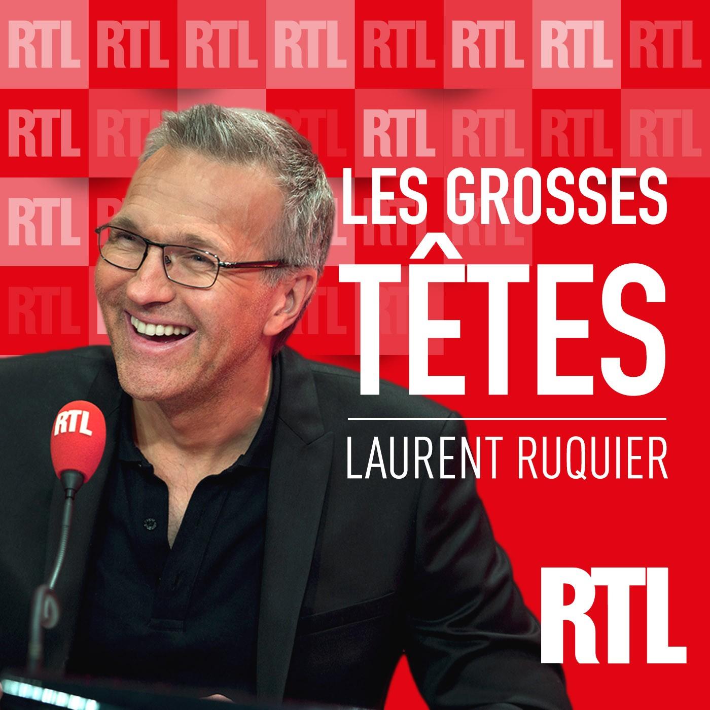 Image 1: Podcast Les Grosses Tetes sur RTL