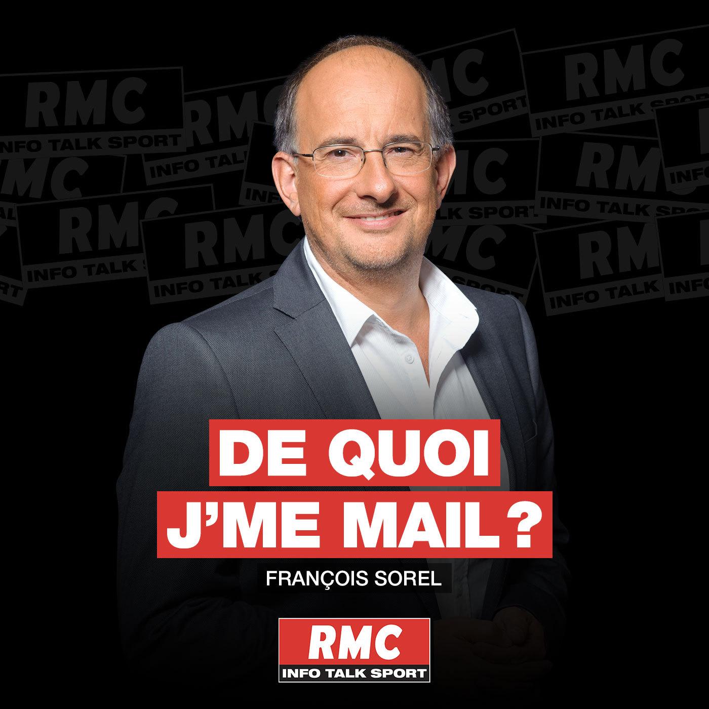 Image 1: Podcast De quoi jme mail sur RMC