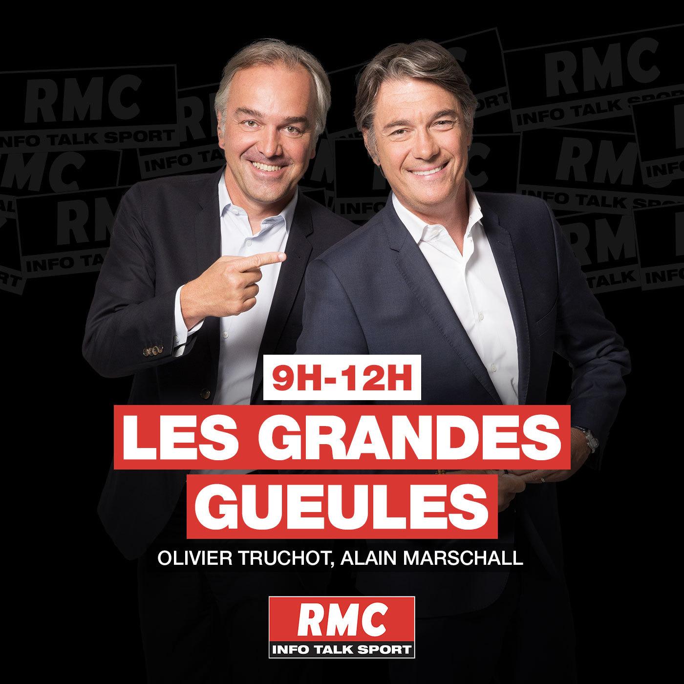 Image 1: Podcast Les grandes gueules sur RMC