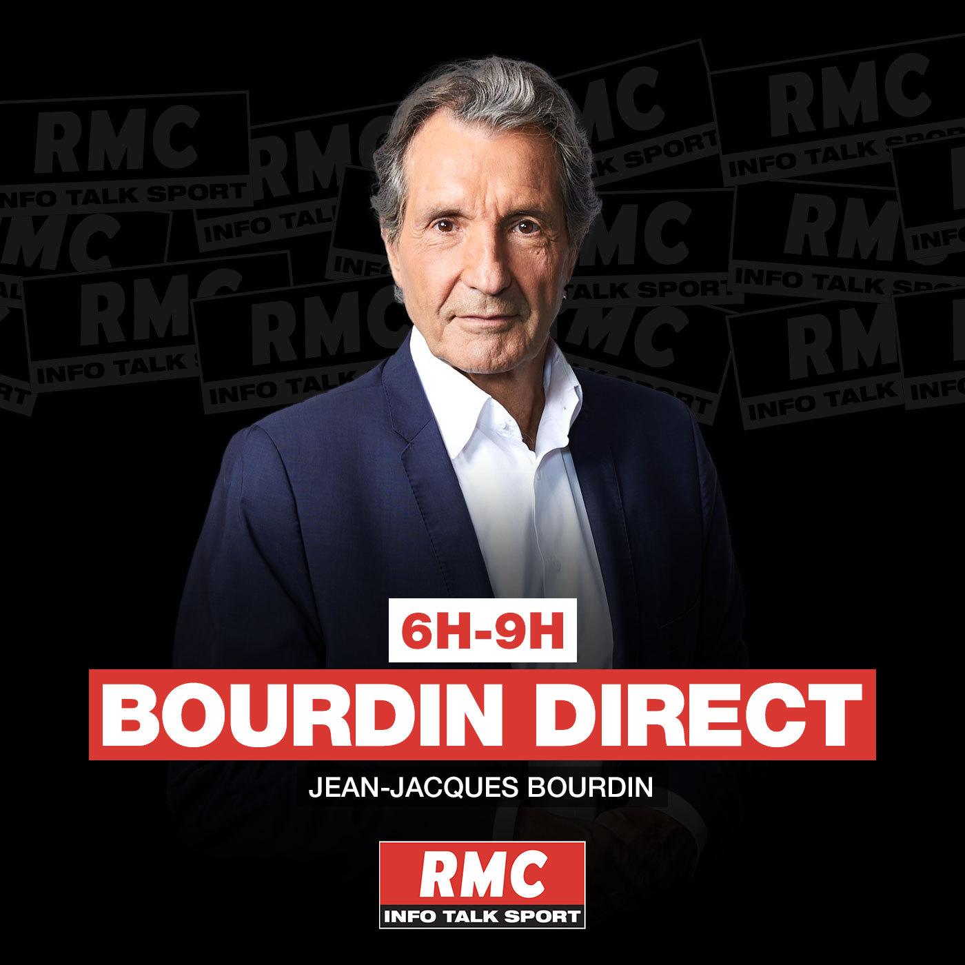 Image 1: Podcast Bourdin Direct sur RMC