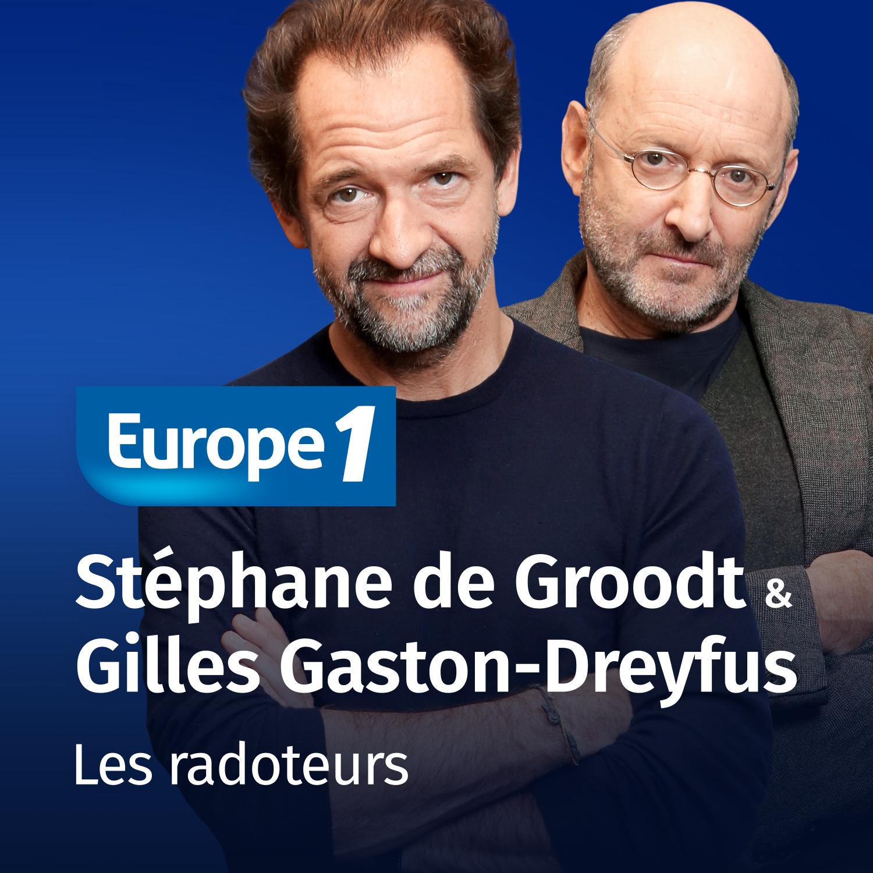 Image 1: Podcast Les radoteurs Stephane de Groodt et Gilles Gaston Dreyfus sur Europe 1