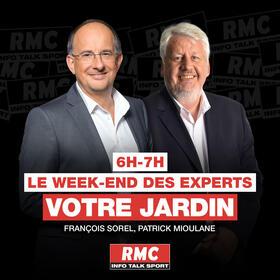 Podcast Le weekend des experts : Votre jardin sur RMC