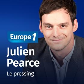 Podcast Le pressing   Julien Pearce sur Europe 1