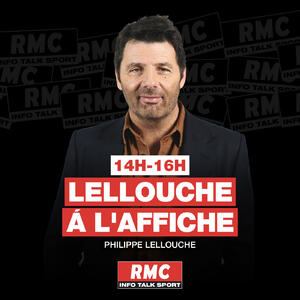 Podcast Lellouche à l'affiche sur RMC