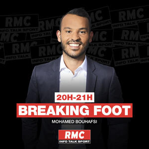 Podcast Breaking Foot sur RMC