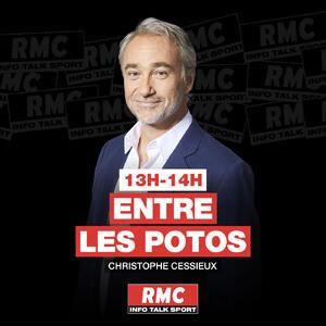 Podcast Entre les Potos sur RMC