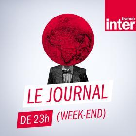 Journal de 23h (week end)