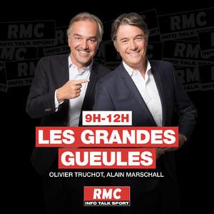 Podcast Les grandes gueules sur RMC