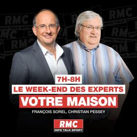 Podcast Le weekend des experts : Votre maison sur RMC