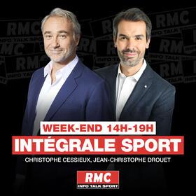 Podcast L'Intégrale Sport sur RMC