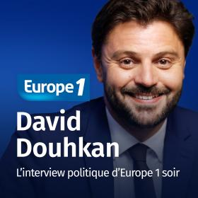 Podcast L'interview politique David Doukhan sur Europe 1