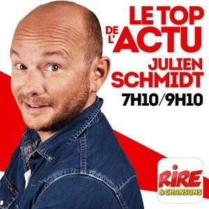 Julien Schmidt   Le top de l'actu s...