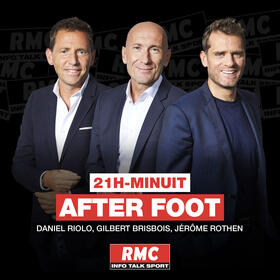Podcast L'After Foot sur RMC