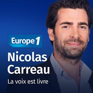 La voix est livre   Nicolas Carreau