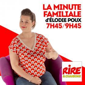 La Minute Non éducative d'Elodie Poux