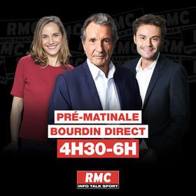 Podcast Bourdin pré matinale RMC