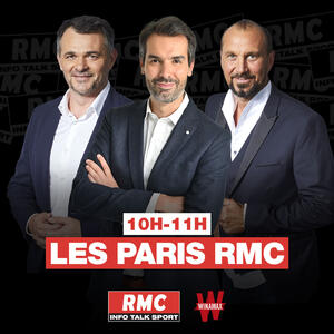 Podcast Les Paris RMC