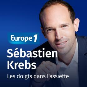Les doigts dans l'assiette   Sébastien Krebs