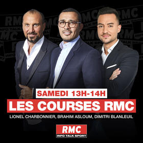 Podcast Les courses RMC