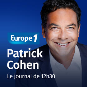 Le journal de 12h30    Patrick Cohen