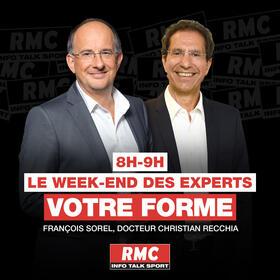 Podcast Le weekend des experts : Votre forme sur RMC