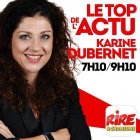 Karine Dubernet   Le top de l'actu sur Rire & Chansons