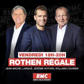 Podcast Rothen régale sur RMC