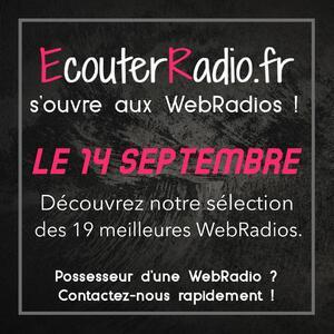 Les WebRadios débarquent sur Ecoute...