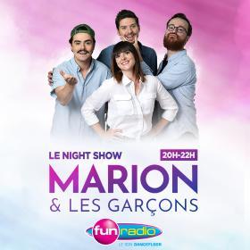 Marion et les garçons   le Night Show