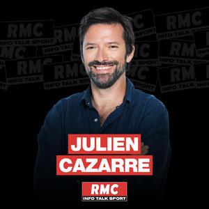 Podcast de Julien Cazarre sur RMC