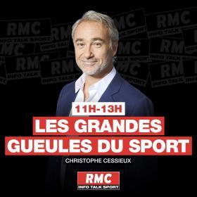 Podcast Les Grandes Gueules du Sport sur RMC