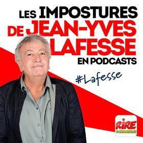 Les impostures de Jean Yves Lafesse en podcasts