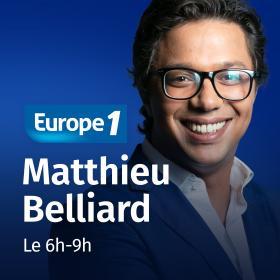 La matinale d'Europe 1 : le 6h 9h   Matthieu Belliard