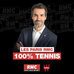 Les Paris RMC 100% Tennis