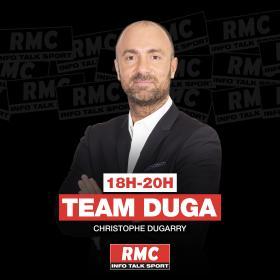 Podcast Team Duca sur RMC