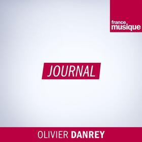 Le journal de 8h00 de France Musique