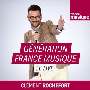 Générations France Musique, le live