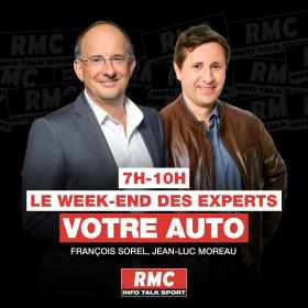 Podcast Le weekend des experts : Votre auto sur RMC